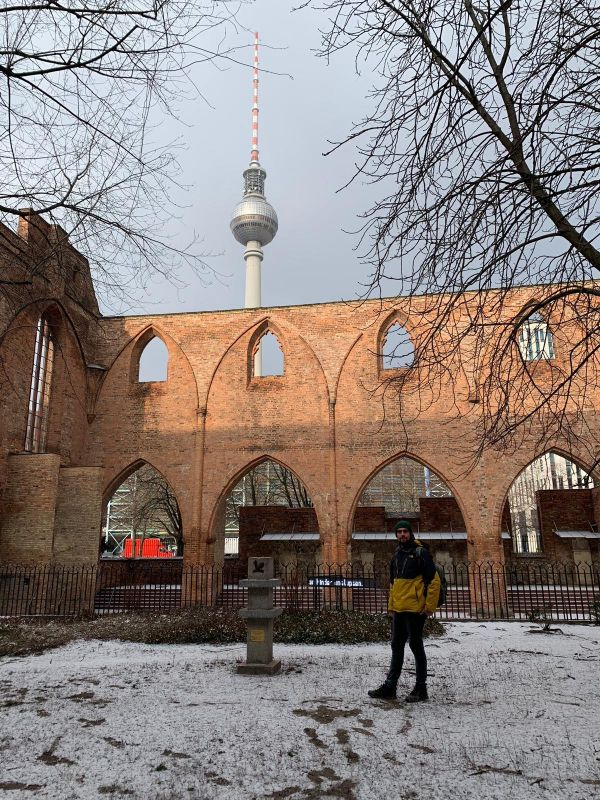 Private Birth of Berlin Tour: Medieval and Prussian History