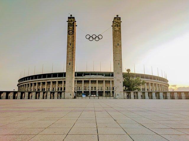 olympiastadion berlin park